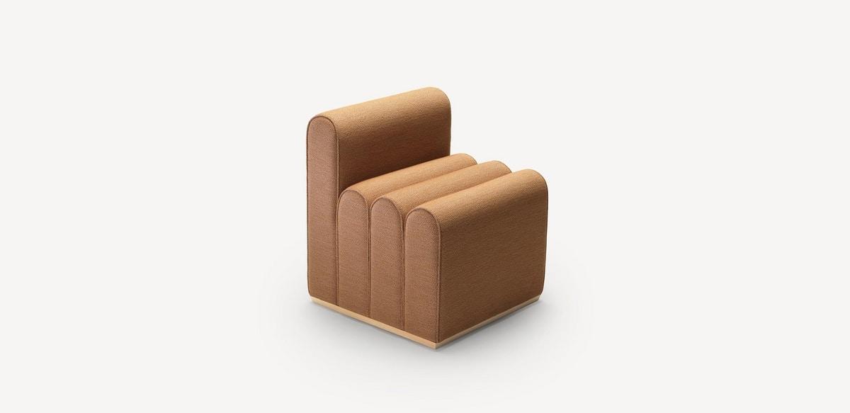 Arkad B S, Modular seating system