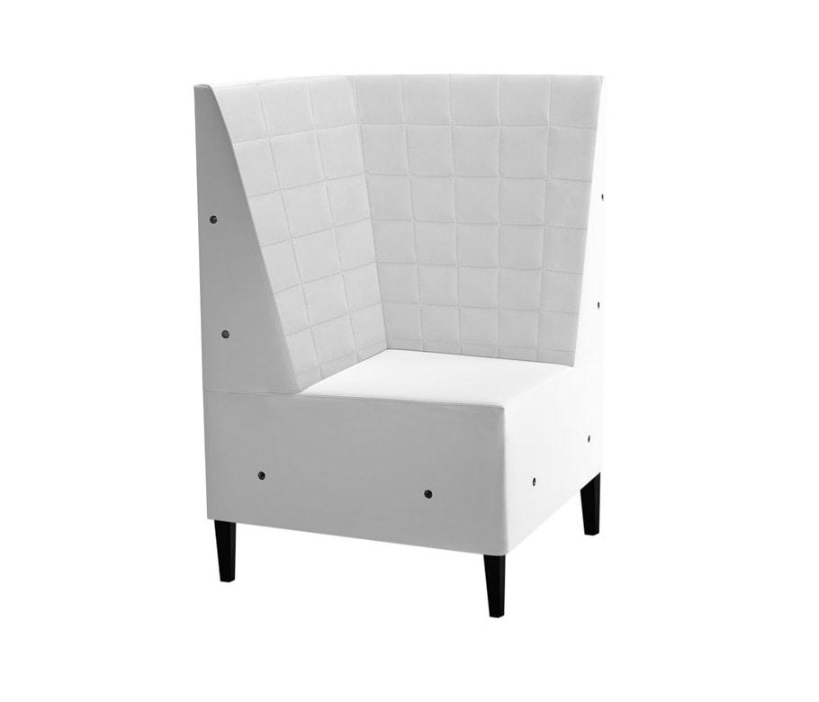 Linear 02455Q, Modular bench corner