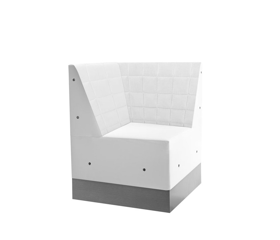 Linear 02486Q, Modular bench for hotels