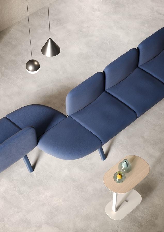 Panky, Modular seating system