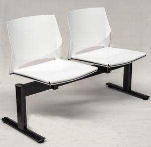 TREK 040/B, Modular waiting bench