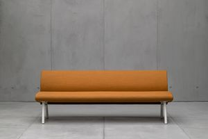 Tuile bench, Modular seating system