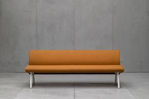 Tuile bench, Modular seating system