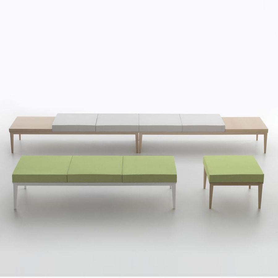 Zenith, Modular seating system