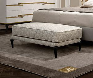 Dilan Art. D35/P - D35/PT, Padded bench for bedroom