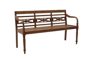 Giava 0244, Barden bench mad of wood