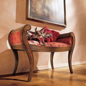 I Dogi di Venezia DOGI-E520, Classic style bench