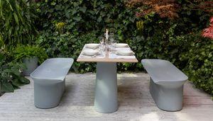 Luba, Garden bench