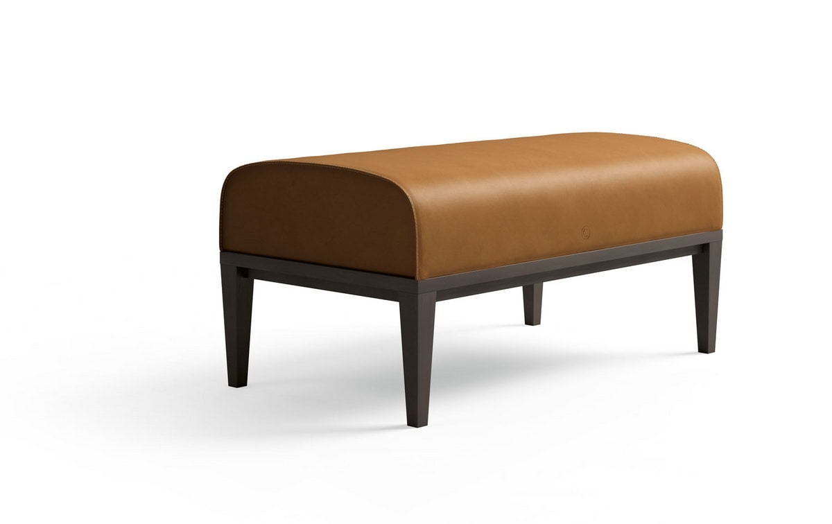 Starlight Art. ST709, Leather bench