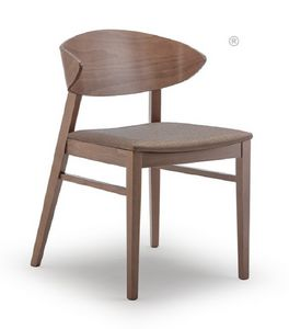 Edith, Chair in beech wood