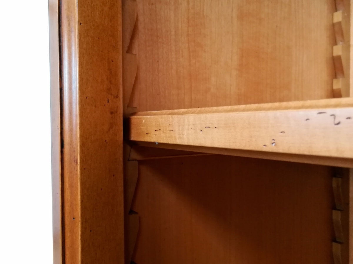 Carolina FA.0098, Outlet bookcase, in Provençal style