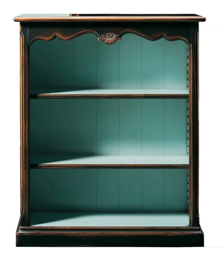 Caterina FA.0099, Low bookcase, outlet price
