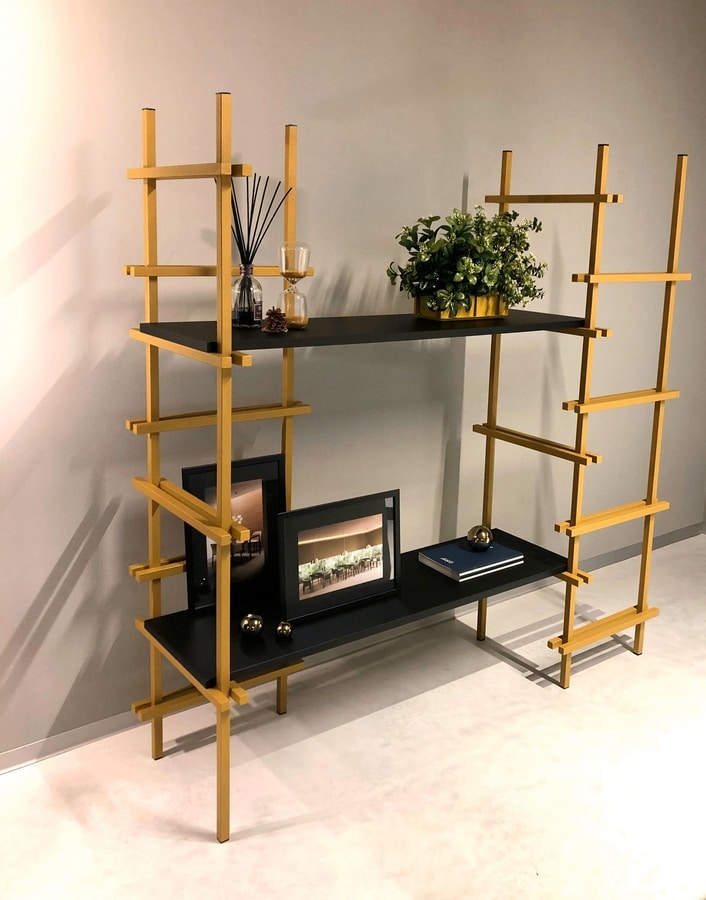 Display, Simple and elegant bookcase