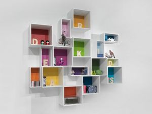 Easy box, Hanging closet for children's bedroom