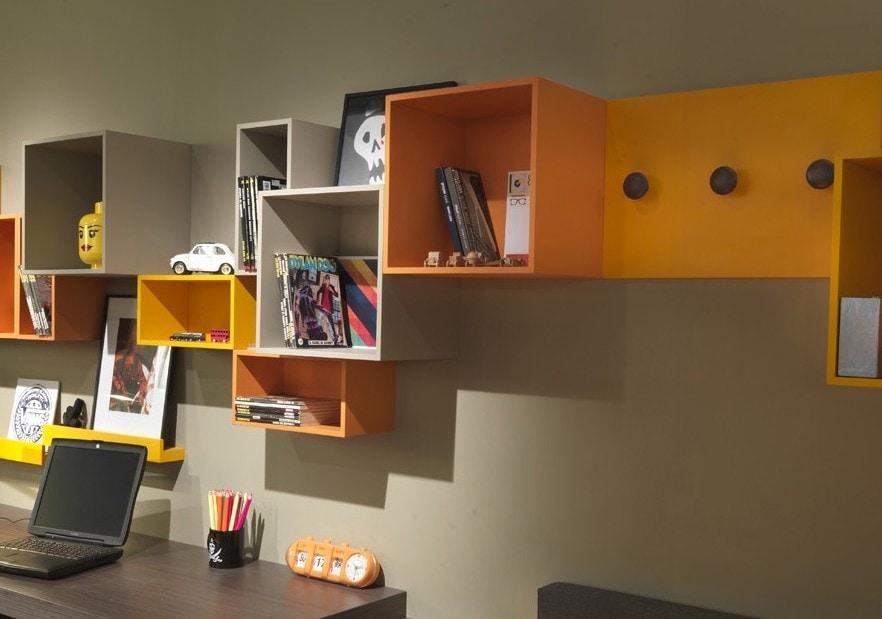 Easy box, Hanging closet for children's bedroom