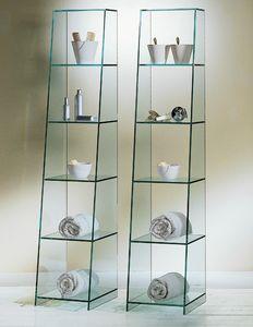 Elia 506, Glass cabinet