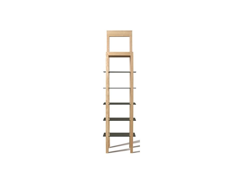 Errante 6202/F, Chair-shaped bookcase