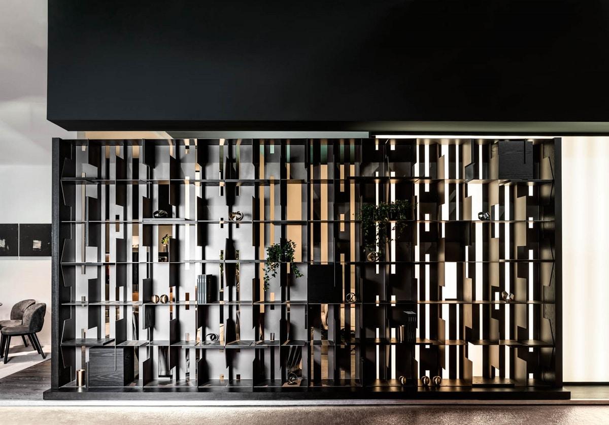Hong Kong, Self-supporting modular bookcase