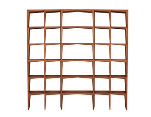 Kant 3620/F, Double-sided ash bookcase