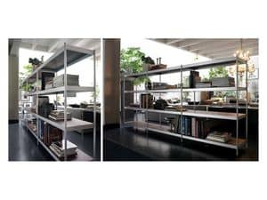 eXde by Cattaneo, Bookcases - Tv stands