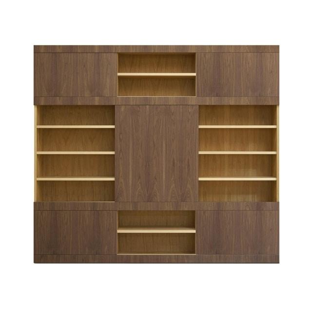 Maschera FS3510598, Contemporary design bookcase