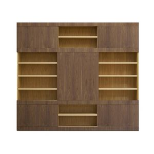 Maschera FS3510598, Contemporary design bookcase