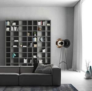 Modular � Mood 1, Modular bookcases for living room