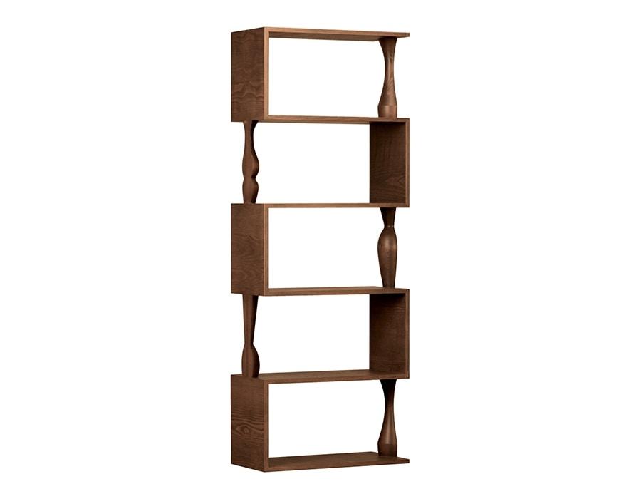 Perbacco 6204/F, Modular ash bookcase