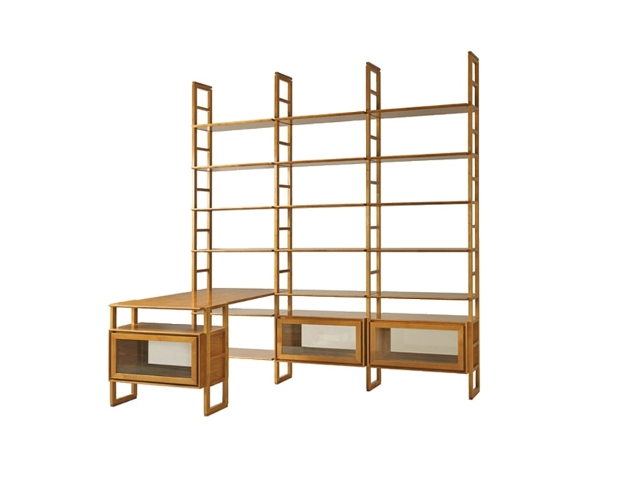 Scala FS3410176, Modular wooden bookcase