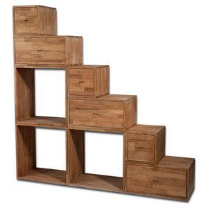 Scala Yen, Space-saving bookcase usable as a staircase