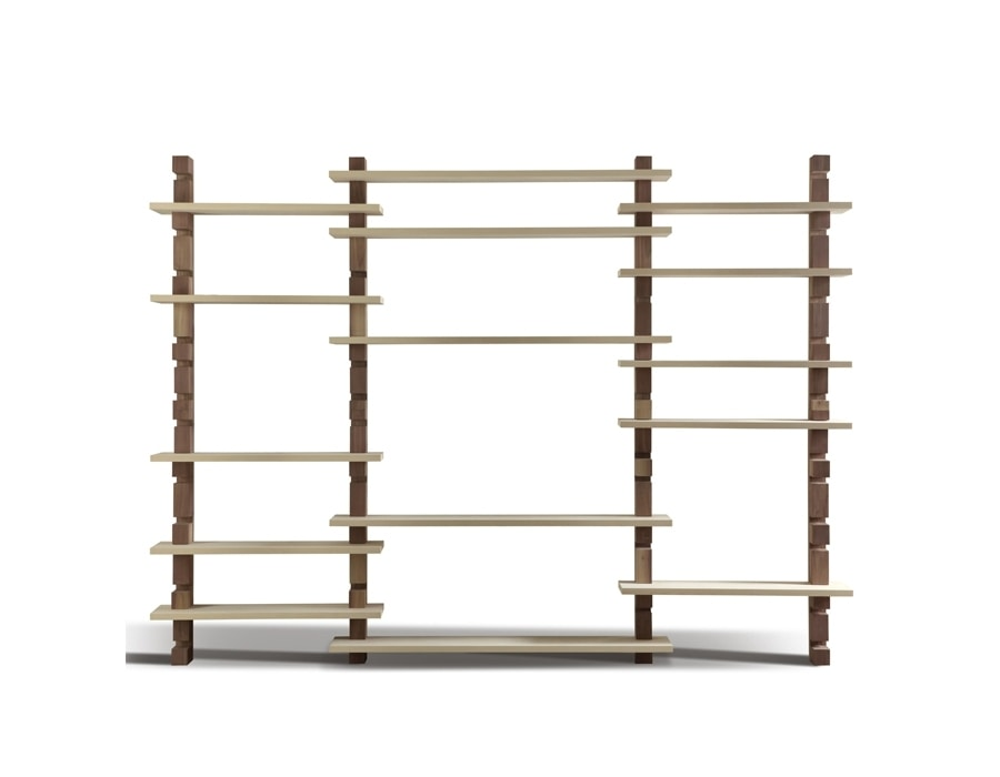 Shark FS3411047, Modular bookcase with essential lines