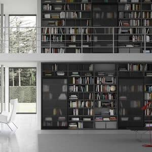 Pianca Spa, Bookcases