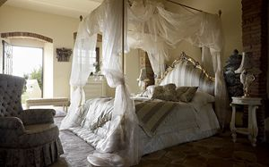 Venere bed, Fairy canopy bed