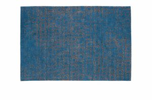 Blue Ocean Micro, Rectangular carpet for living room