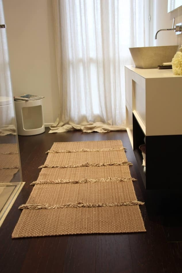 Giulia rug, Natural fiber rug, high quality