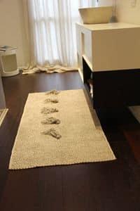 Pon-Pon rug, Carpet on the Italian Production, customizable sizes