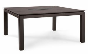 Abaco 40.0155, Meeting table with cable glands