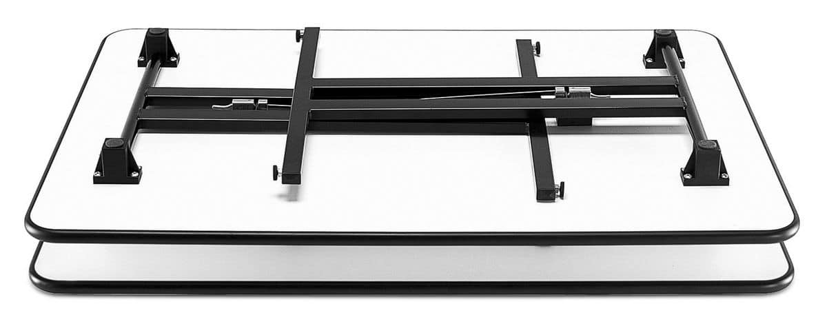 Art.555, Conference table base formed by two or three folding legs