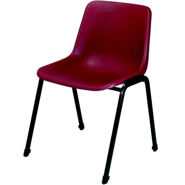 10050 Comunity, Fireproof chair for multi-purpose rooms