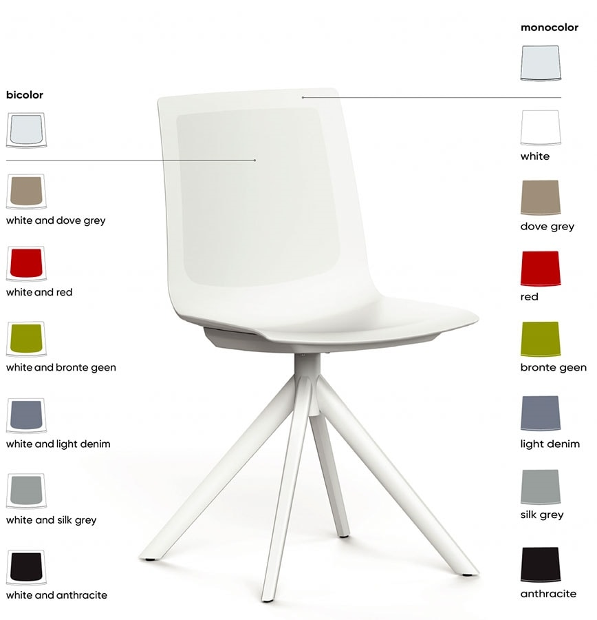 AIRA, Customizable seating collection for every need