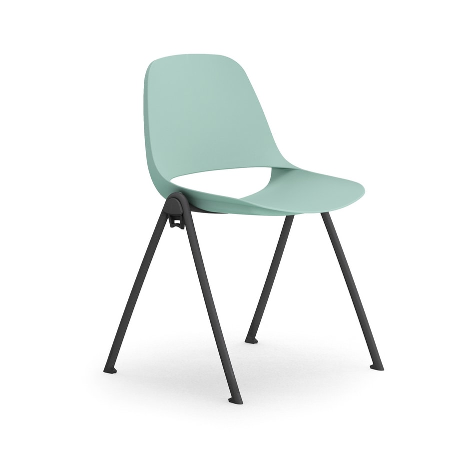 Cosmo, Practical chair for public spaces