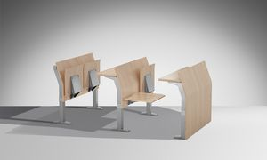 E5000, Compound system of seats and benches for universities
