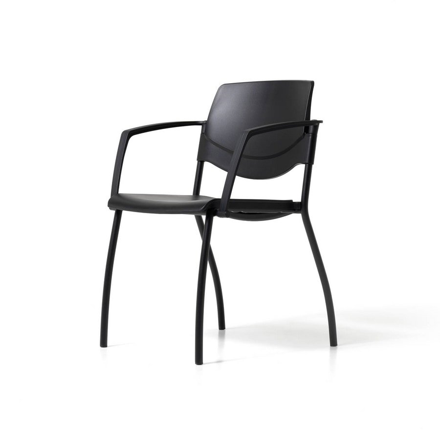 Sunny New, Stackable chair for conference rooms
