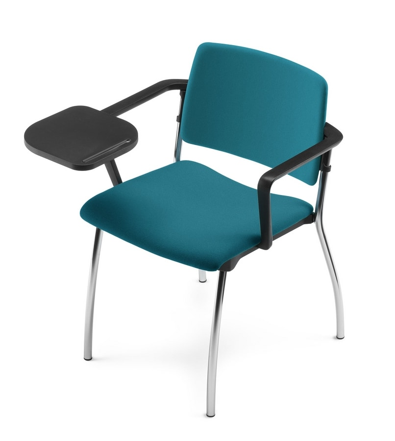 TEOREMA, Stackable chair, for collectivity