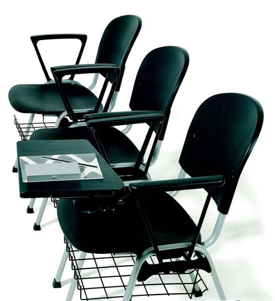 14883 Tosca, Waiting and conference chair, with accessories