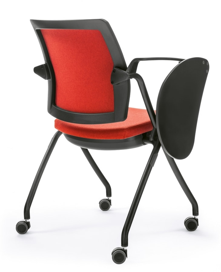 Q-Go XL AIR, Stackable chair for conference  room