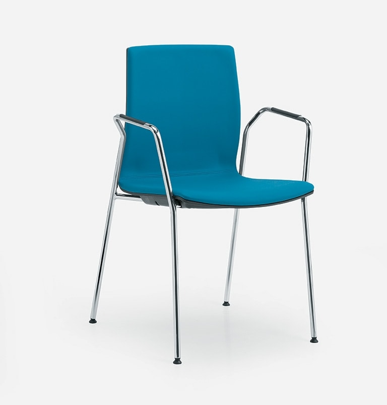 Q3, Padded chair for conference rooms