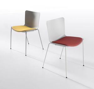 Zaza PT, Conference chair with padded seat