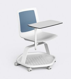 AIRA HUDDLE SPACE, Swivel chair for education rooms