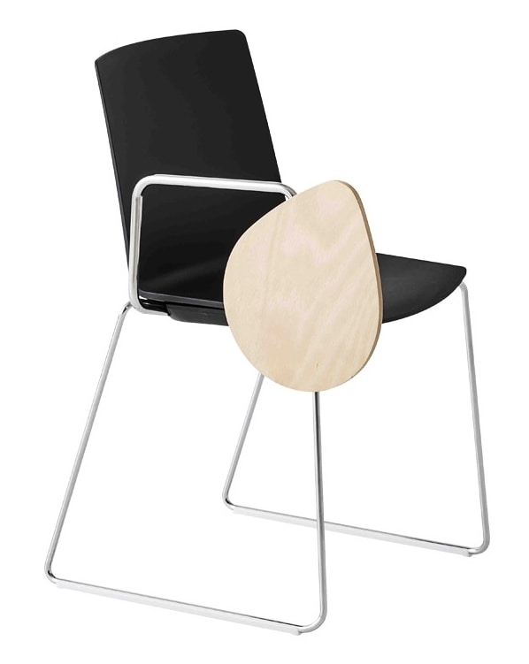 Jubel SST, Chair with anti-panic table